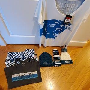 Carolina Panthers bundle